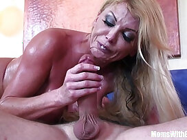 blonde-boobs-housewife-lingerie-mature