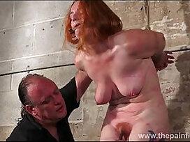 amateur-bdsm-mature-older woman-redhead